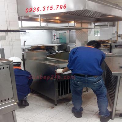 Chuyên sửa chữa bếp ga công nghiệp